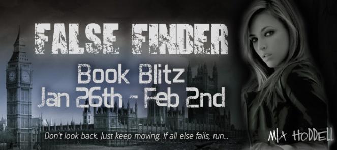 False Finder Book Blitz Banner