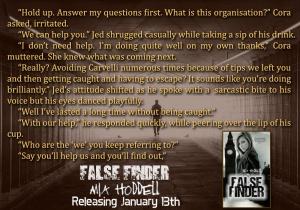 False Finder teaser 5
