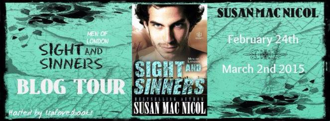 Sight ans sinners banner