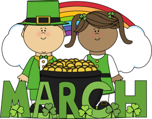 month-of-march-saint-patricks-day