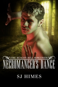 1 Necromancer's Dance E-book Cover