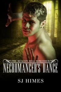 1 Necromancer's Dance E-book Cover