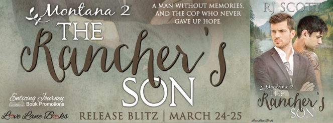The Rancher's Son Banner