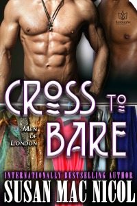 Cross to Bare Ebook Cover
