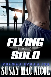 Flying Solo Ebook Cover