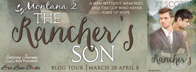 The Rancher's Son Tour Banner