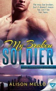 My Broken Soldier e-cover