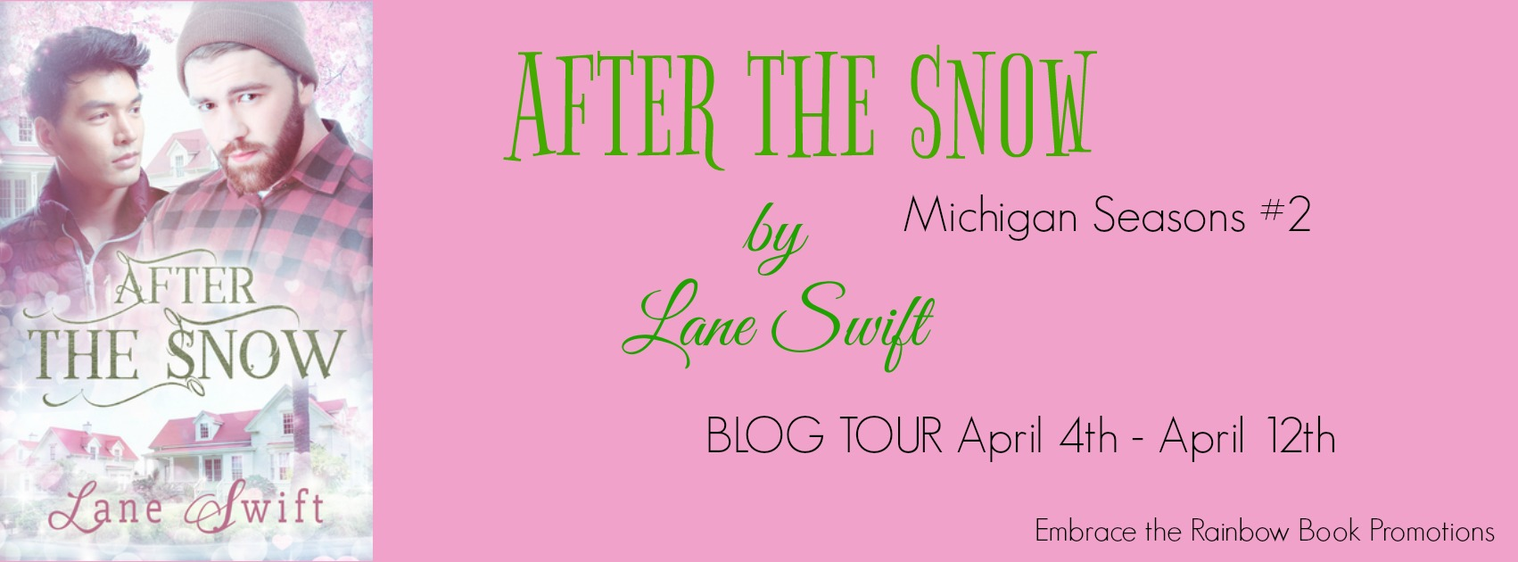 Blog Tour: Interview, Excerpt & Giveaway Lane Swift - After the Snow