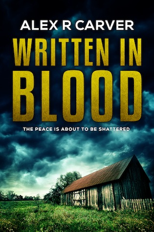 2016-950 eBook Alex Carver, Blood